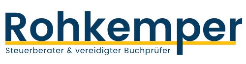 Steuerberater und vereidigter Buchprüfer Gerd Rohkemper, Steuerberater Martin Rohkemper